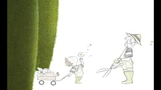 L 39 histoire en vert de mon grand p re une vie au jardin for Au jardin de mon pere