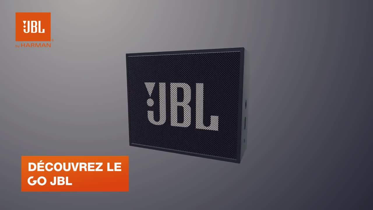 Mini Enceinte Bluetooth JBL Go Bleue a w