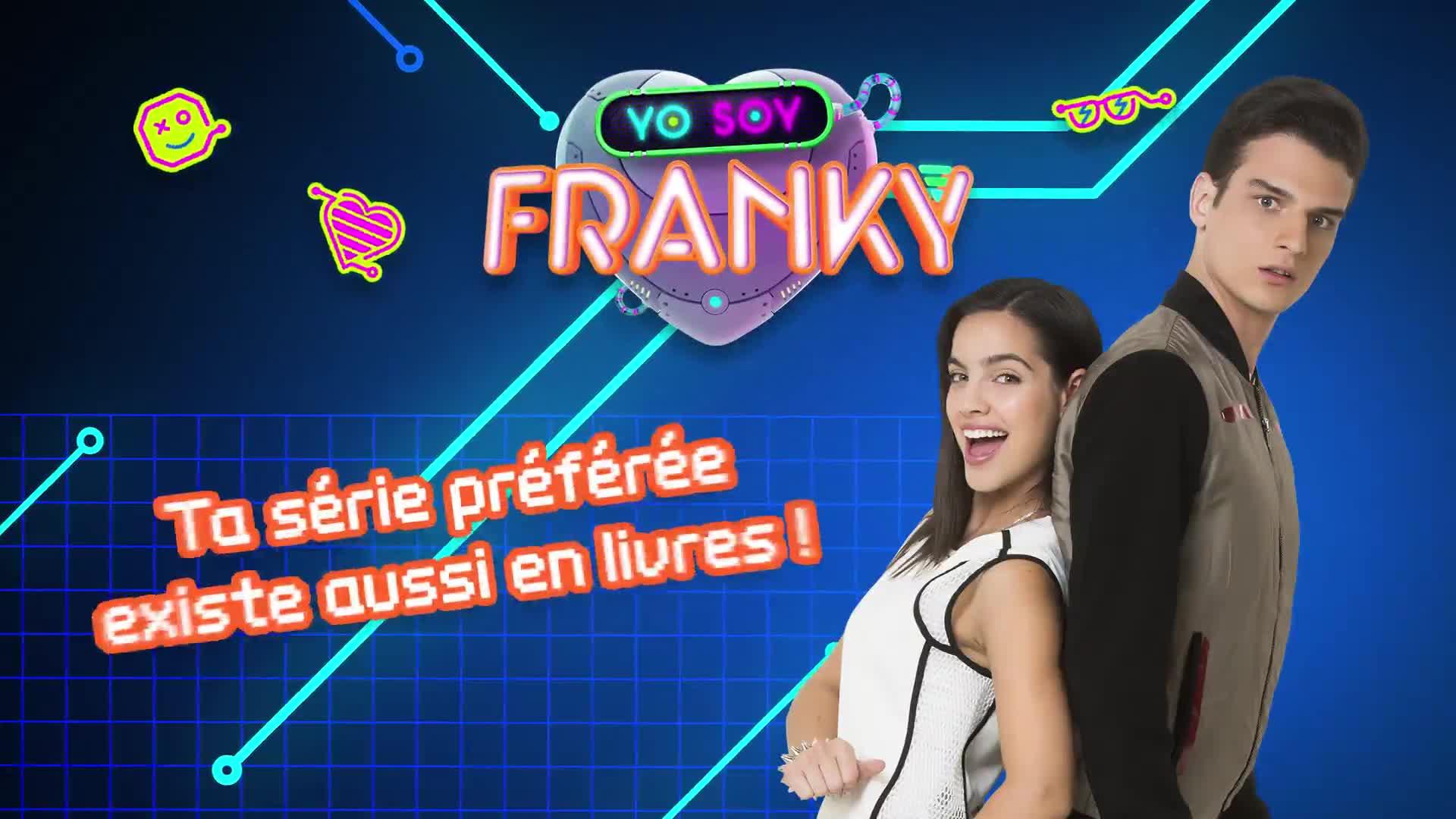 Franky - Tome 1 - La naissance de Franky - Collectif