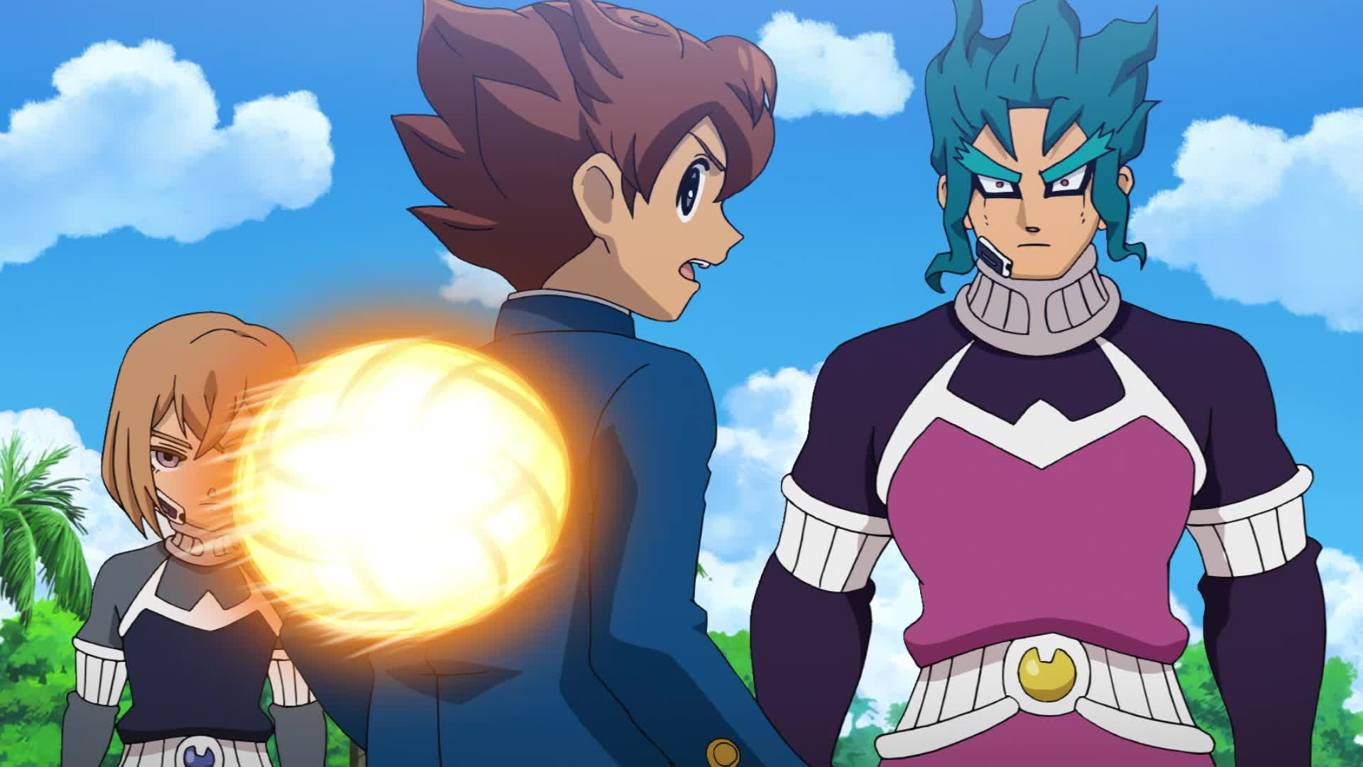 Inazuma eleven 4 go nds descargar videos