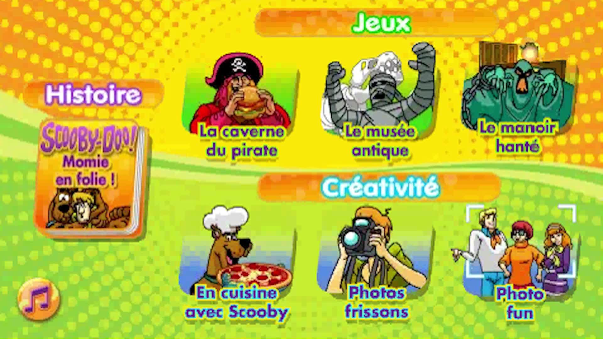 Jeu storio scooby doo vtech jeu junior achat prix fnac - Scooby doo jeux gratuit ...
