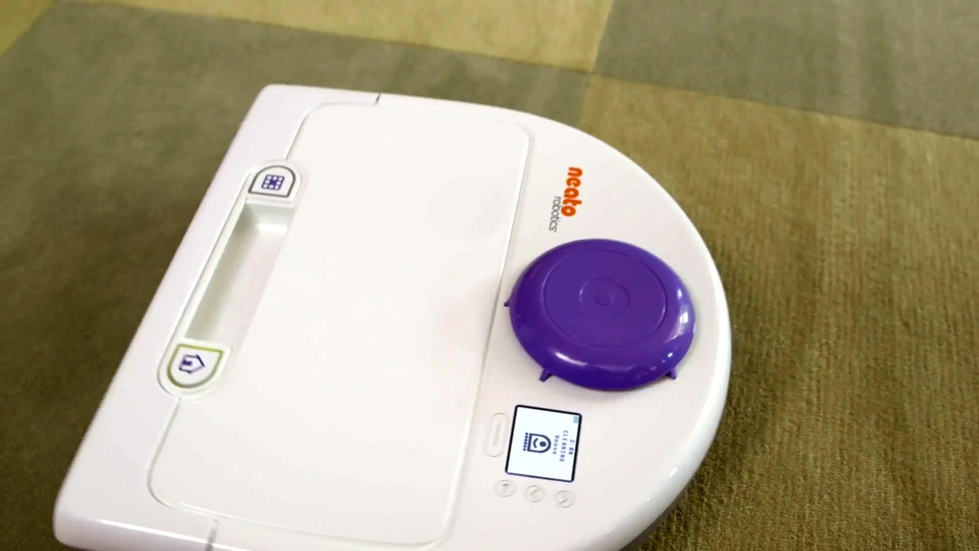 aspirateur robot neato botvac 85 achat prix fnac. Black Bedroom Furniture Sets. Home Design Ideas