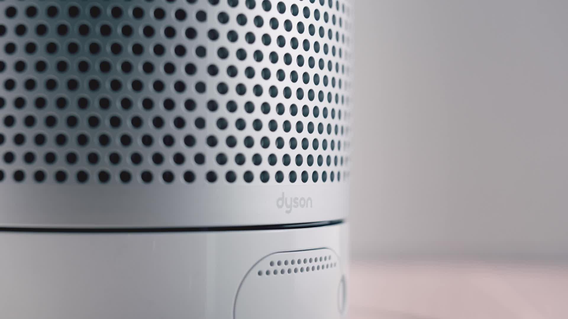 Purificateur d air dyson pure cool link desk blanc et - Purificateur d air dyson ...