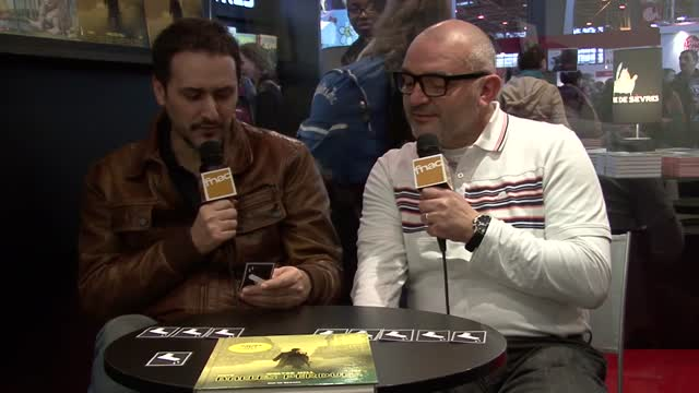 Balles perdues : interview de Jef & Matz