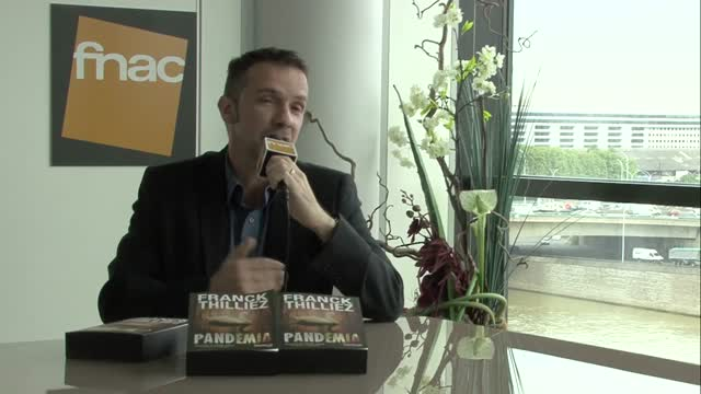Pandemia, le nouveau roman de Franck Thilliez (2-3)