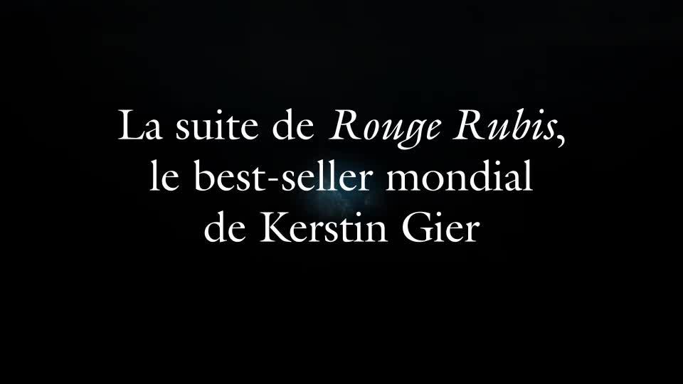 Rouge Rubis Bleu Saphir Tome 02 Rouge Rubis