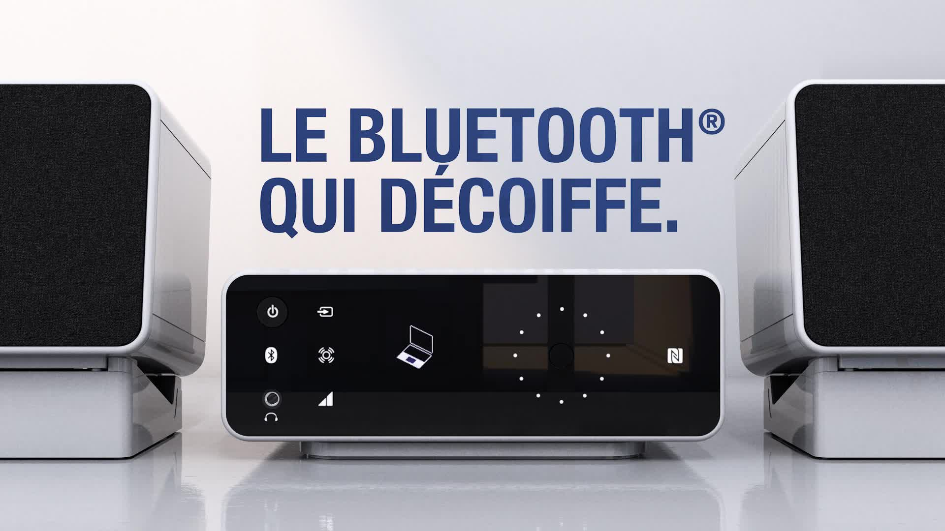 micro cha ne hi fi denon ceol n2 noir bluetooth nfc. Black Bedroom Furniture Sets. Home Design Ideas