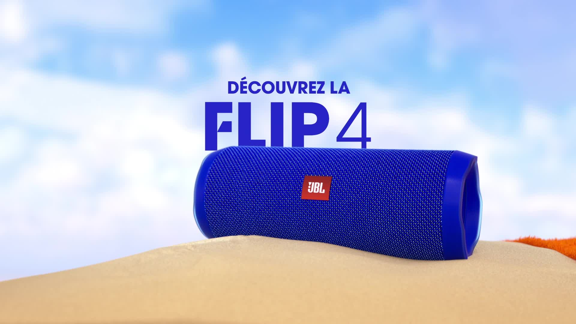 5 sur enceinte jbl flip 4 bluetooth blanc mini enceinte achat prix fnac. Black Bedroom Furniture Sets. Home Design Ideas