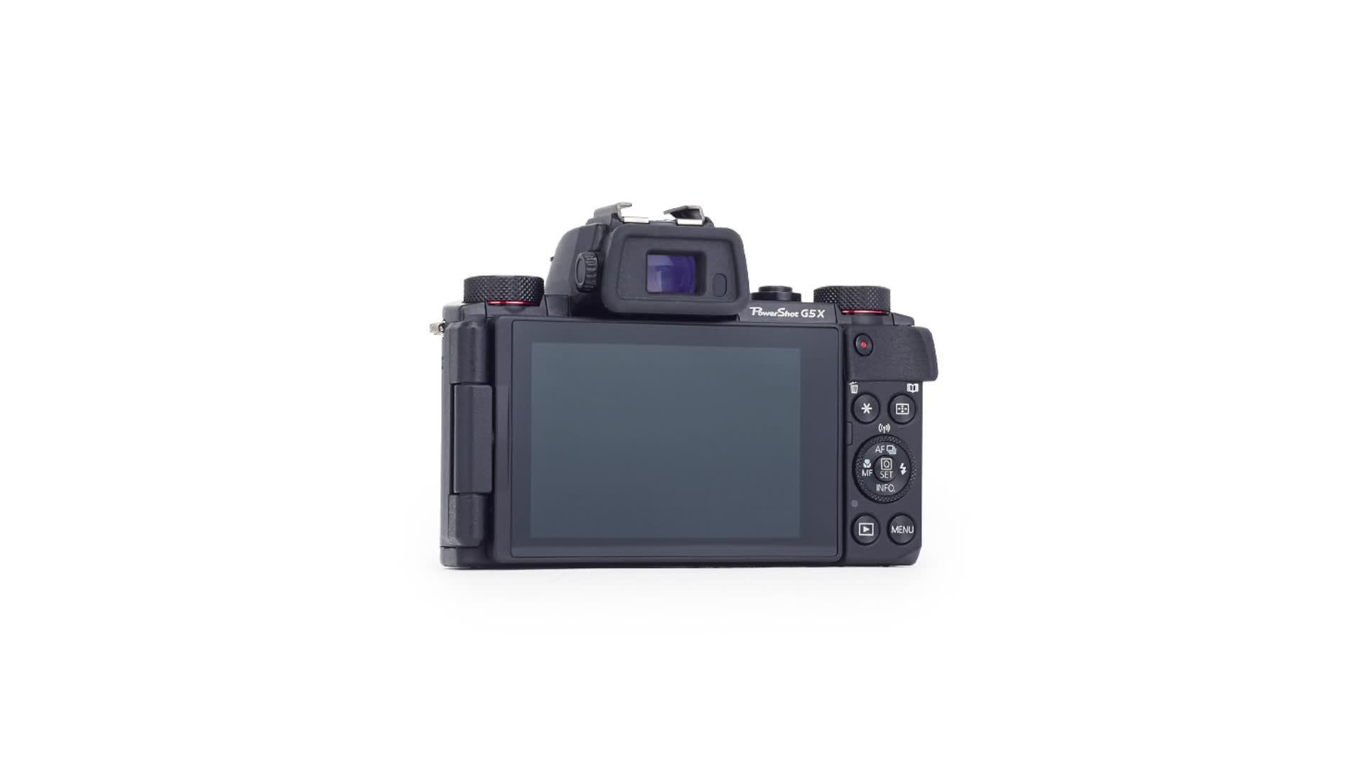 5 sur appareil photo compact canon powershot g5x. Black Bedroom Furniture Sets. Home Design Ideas