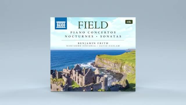 [8.506033] FIELD, J.: Piano Concertos • Nocturnes • Sonatas (6-CD boxed set)