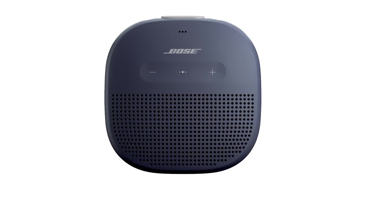 5 sur enceinte bluetooth bose soundlink micro bleue mini enceinte achat prix fnac. Black Bedroom Furniture Sets. Home Design Ideas