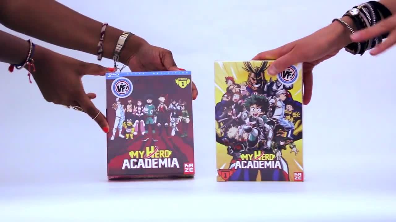 my hero academia my hero academia integrale saison 1