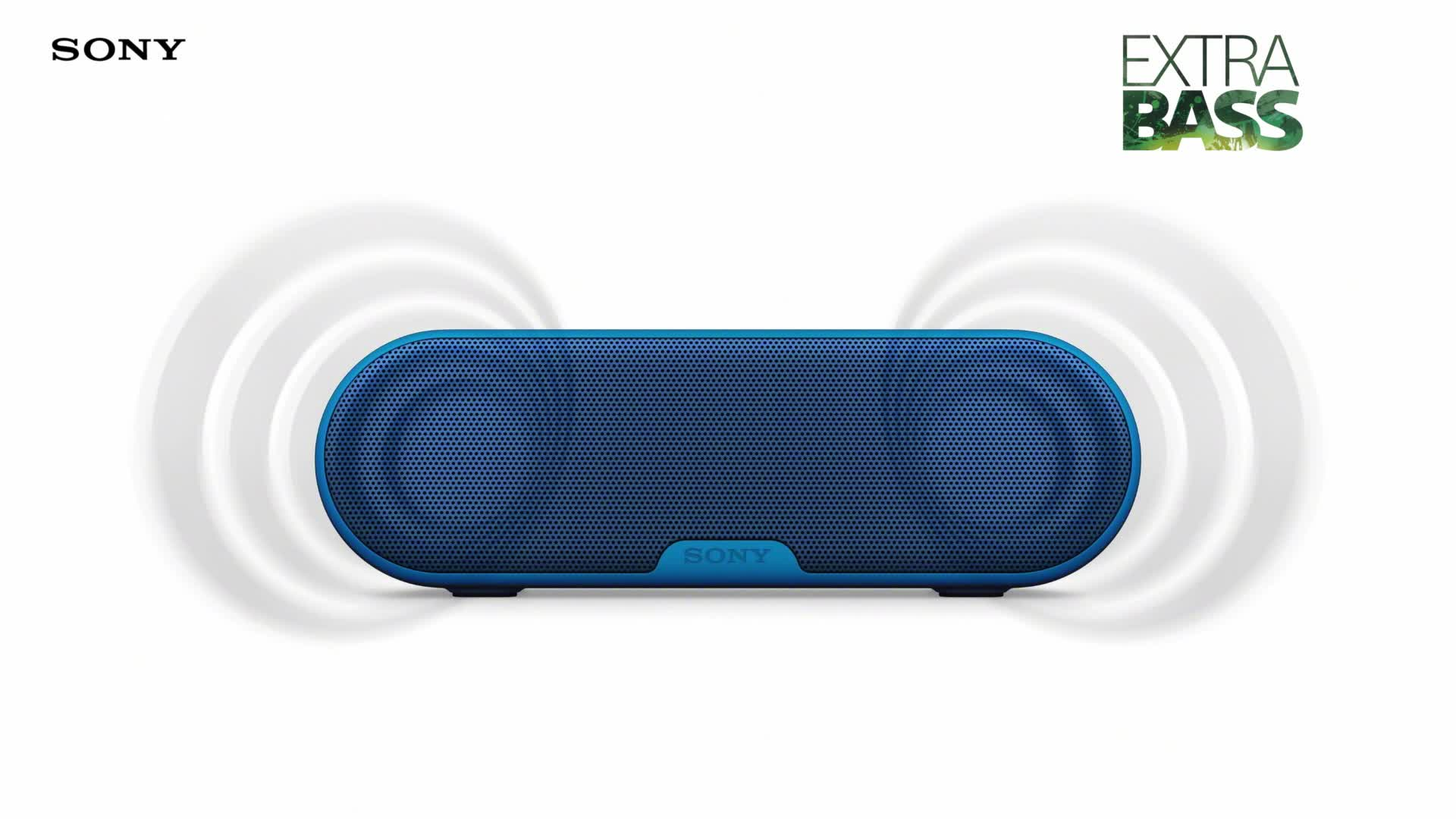 enceinte portable sans fil sony srs xb2 bluetooth rouge mini enceinte achat prix fnac. Black Bedroom Furniture Sets. Home Design Ideas
